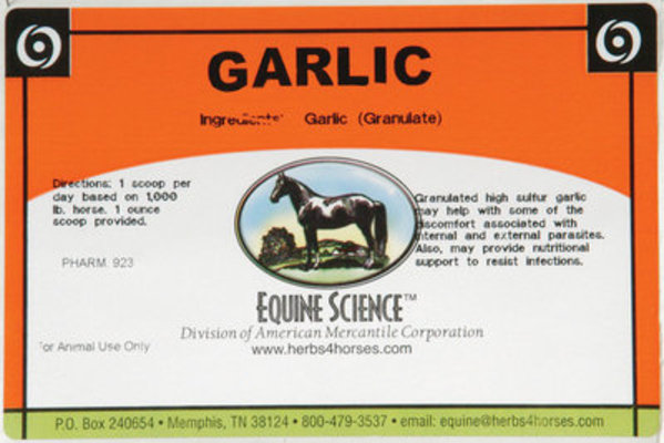 10 lb Garlic, (160 servings)