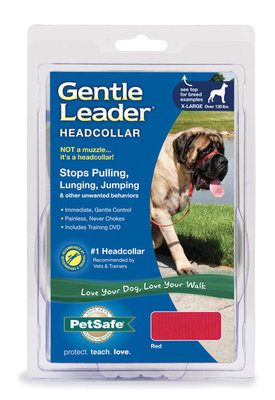 Gentle Leader Headcollar, X-Large (over 130 lb)
