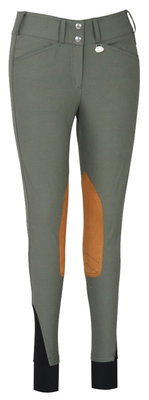George H Morris Show Time Knee Patch Women's Breeches