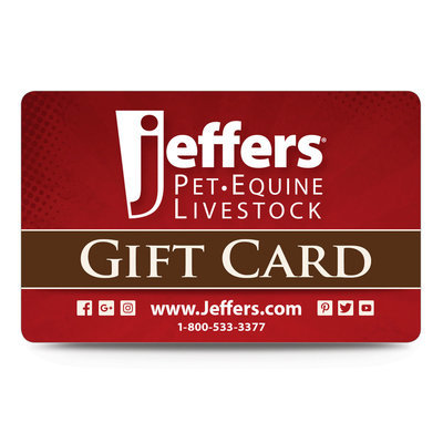 Jeffers Gift Cards