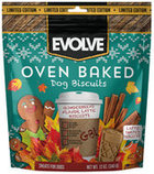 Evolve Limited Edition Gingerbread Flavor Latte Biscuits