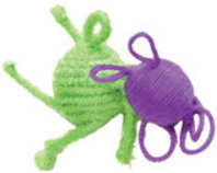 Darn Yarn Balls, 2 pack