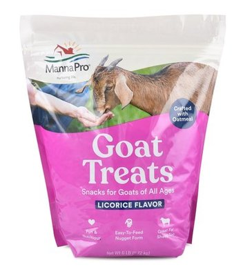 Goat Treats, 6 lb