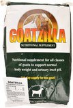 Goatzilla, 25 lb bag (100 day supply)