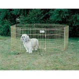 MidWest Gold Exercise Dog Playpen