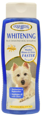 Gold Medal Pets Whitening Shampoo