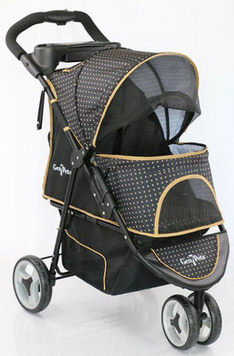 Gold Nugget Promenade Pet Stroller