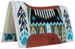 "Good Medicine ""Bear Paw"" SMx Saddle Pad, 3/4""x33""x38"""