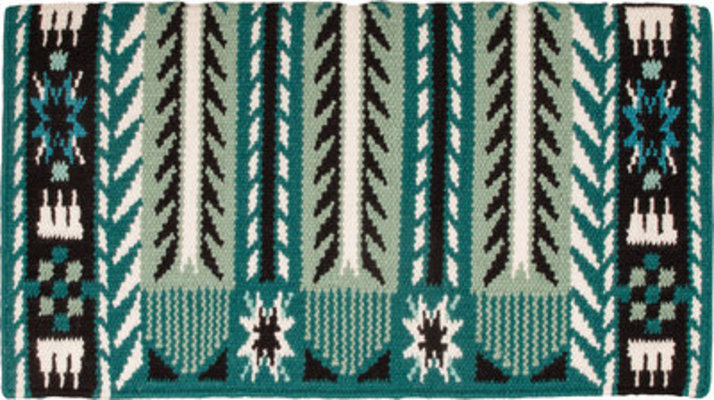 "Good Medicine ""Morning Star"" Saddle Blanket"