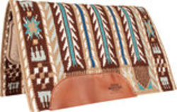 "Good Medicine ""Morning Star"" Saddle Pad"