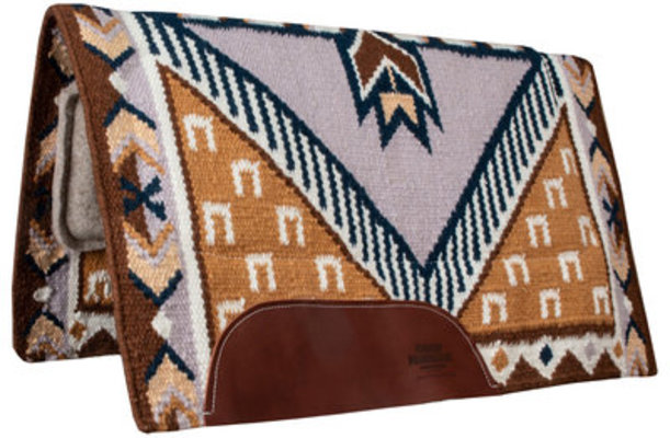 "Good Medicine ""Pony Tracks"" Saddle Pad"