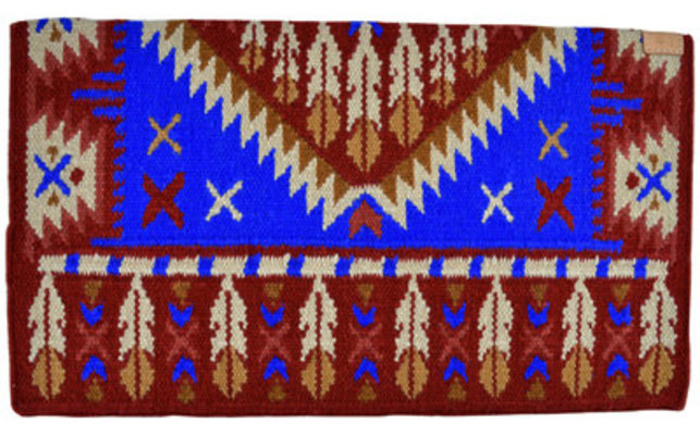 "Good Medicine ""Reinmaker"" Saddle Blanket, 38"" x 34"""