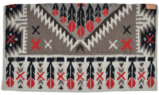 "Good Medicine ""Reinmaker"" Saddle Blanket"
