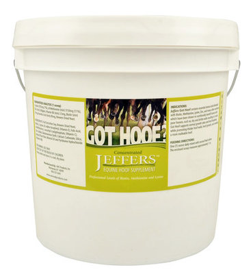 20 lb Jeffers Got Hoof?