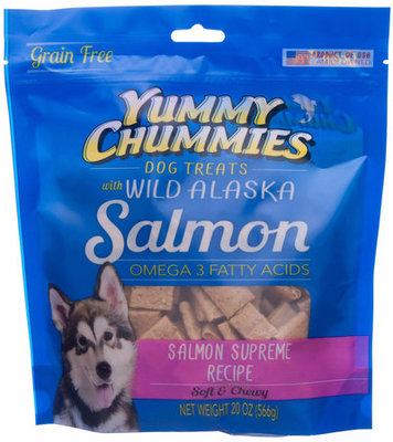 Grain Free Yummy Chummies, 20 oz