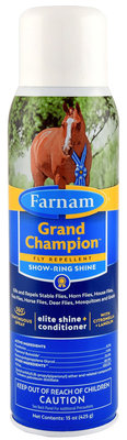Grand Champion Continuous Fly Spray
