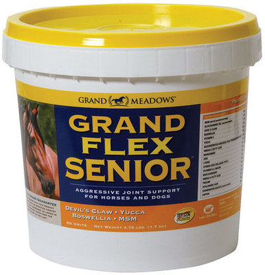 10 lb Grand-Flex Senior, 160 servings
