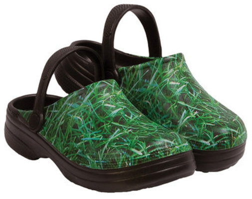 """Grass"" Backdoor Shoes, Kids"