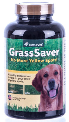 500 count GrassSaver Tablets