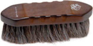 Great Grooves Horsehair Finishing Brush, each