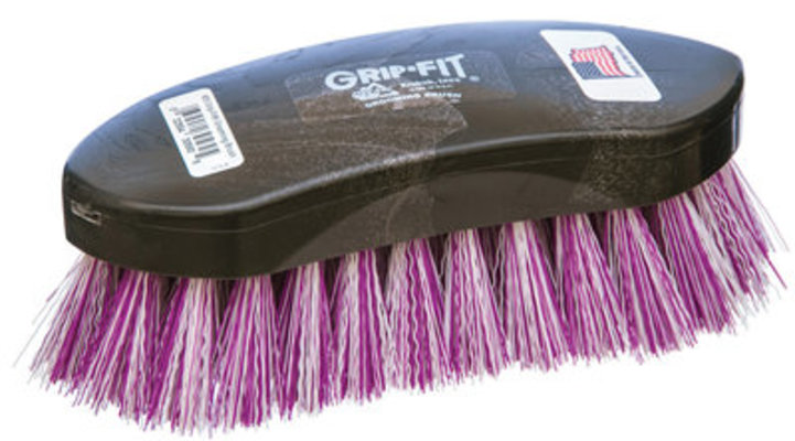 "Decker ""The Pony"" Grip-Fit Brush"