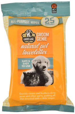 Everyday Clean Pet Wipes, 25 Count