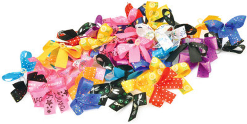 Jeffers® Groomer Bows (Box of 50)