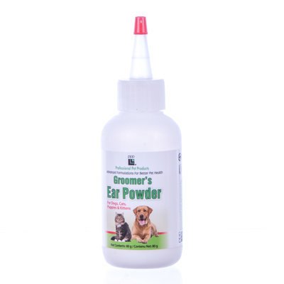Groomer's Ear Powder