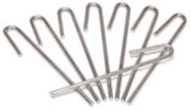 Ground Anchor Stakes, 8-Pack