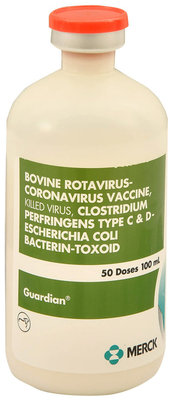 Guardian Scours Vaccine, 100 mL  - 50 Dose