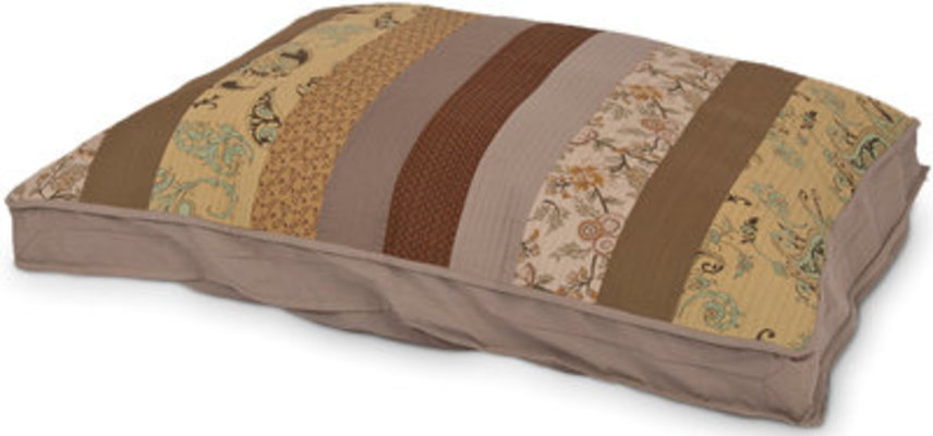 Gusseted Fashion Patchwork Beds
