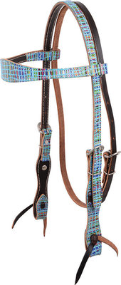 "Gypsy Soule ""Peace"" Headstall"