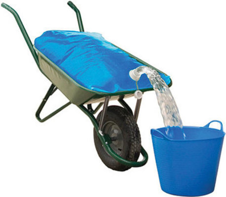 H2Go Wheelbarrow Water Bag