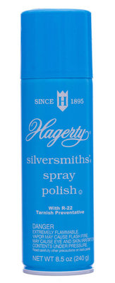 Hagerty Silversmith Polish, 8.5 oz