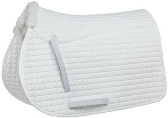 Half-Lined Saddle Pad