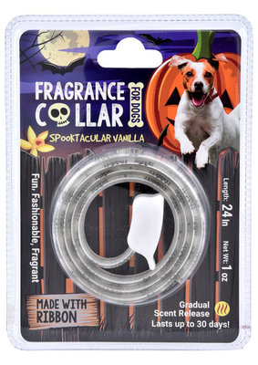 Halloween Fragrance Collar for Dogs