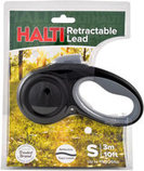 Halti Black & Gray Retractable Lead