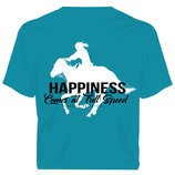 """Happiness"" Short Sleeve T-Shirt"