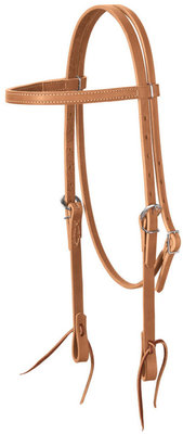 Leather Brownband Headstall, Harness