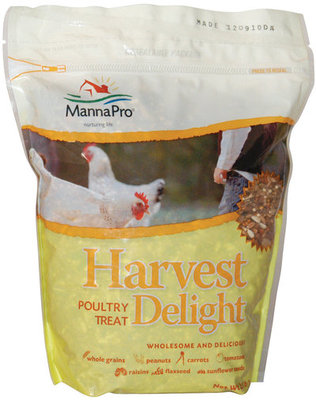Harvest Delight Poultry Treat 2½ lb bag
