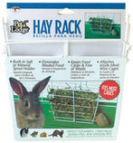 Small Animal Hay Rack