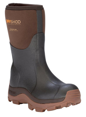 Dryshod Haymaker Women's Mid Farm Boot