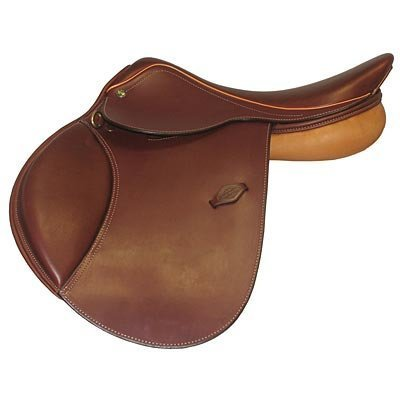 Henri De Rivel Pro Covered A/O Saddle, Regular