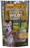 Healthfuls Nature's Wild! Real Rabbit Dog Treats
