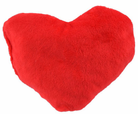 Heart Pillow Cat Toy
