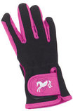 Hearts and Horses Kids Gloves
