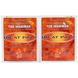 Heat Pax Toe Warmer, (pair)