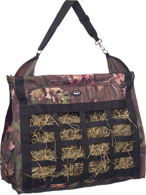 Heavy Denier Hay Bag - Tough Timber Camo