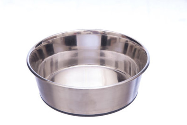 2 Quart Heavy Duty Bowl w/ Rubber Base