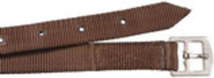 EquiRoyal Heavy Nylon Stirrup Straps, pair